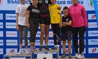 """В поредния старт от състезанията по ски бягане в календара на ФИС, провеждащи се в сръбския курорт Златибор, състезателите от СК""""Банско"""" завоюваха поредните си отличия."""