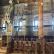 """С благословията на Негово Високопреосвещенство Неврокопски митрополит Серафим, започна подготовката за изографисване на южната страна на църквата """"Света Троица""""."""
