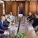 По време на предизборната си обиколка в Благоевградска област, водачът на листата на ДПС за района Делян Пеевски посети Банско, където се срещна с общинския кмет Иван Кадев и ръководения от него екип.